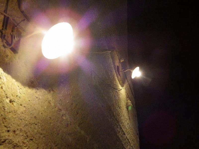 昔からの電灯?