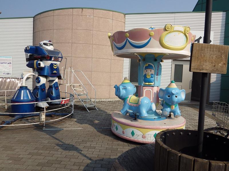 ロボットとメリーゴーラウンド