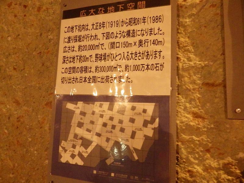 地下空間の地図