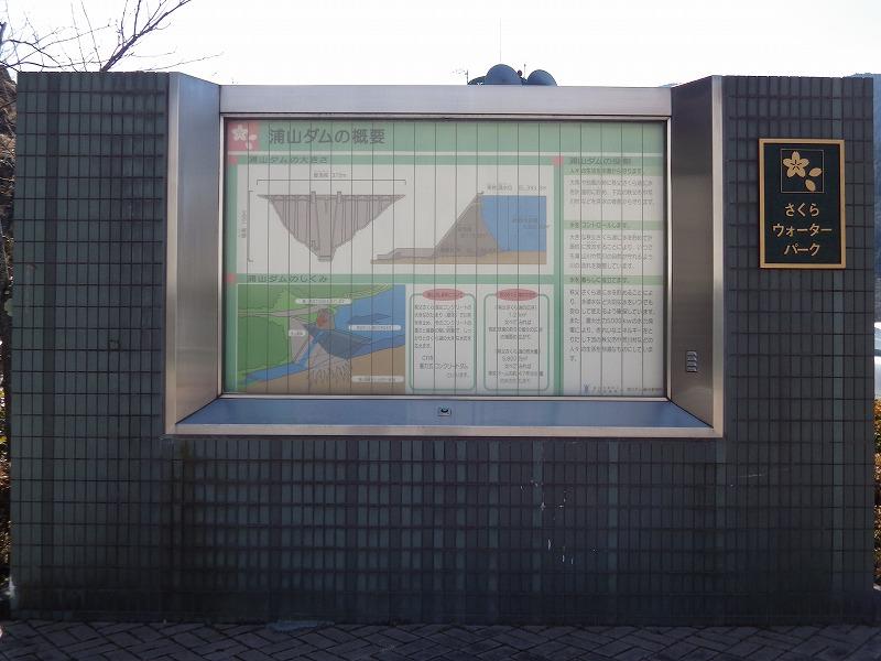 浦山ダムの概要