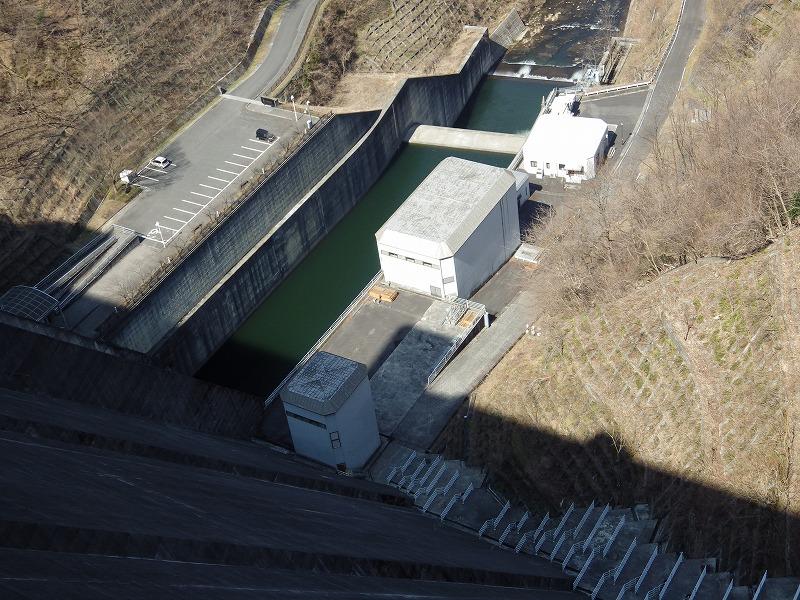洪水吐側設備