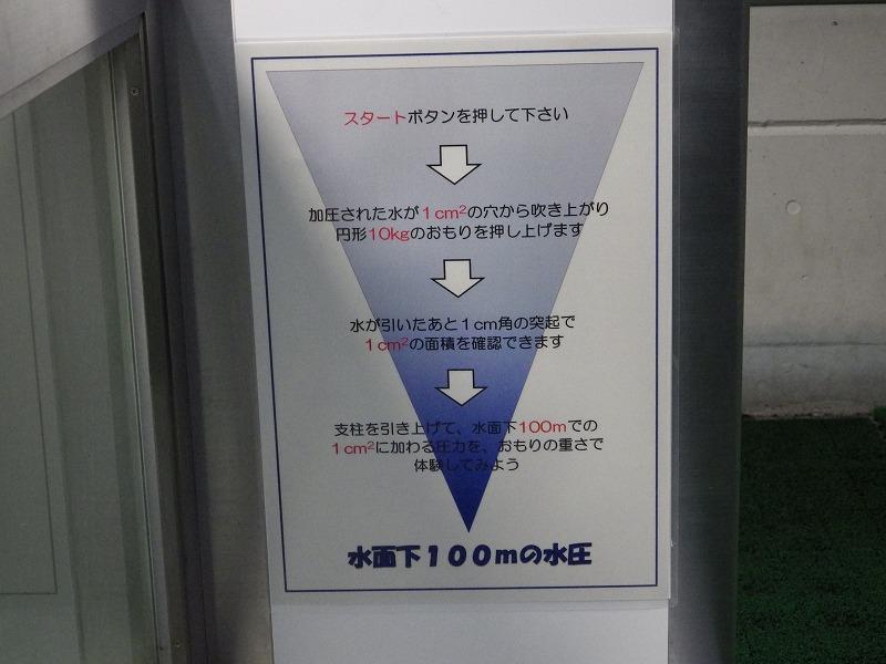 水圧実験装置について