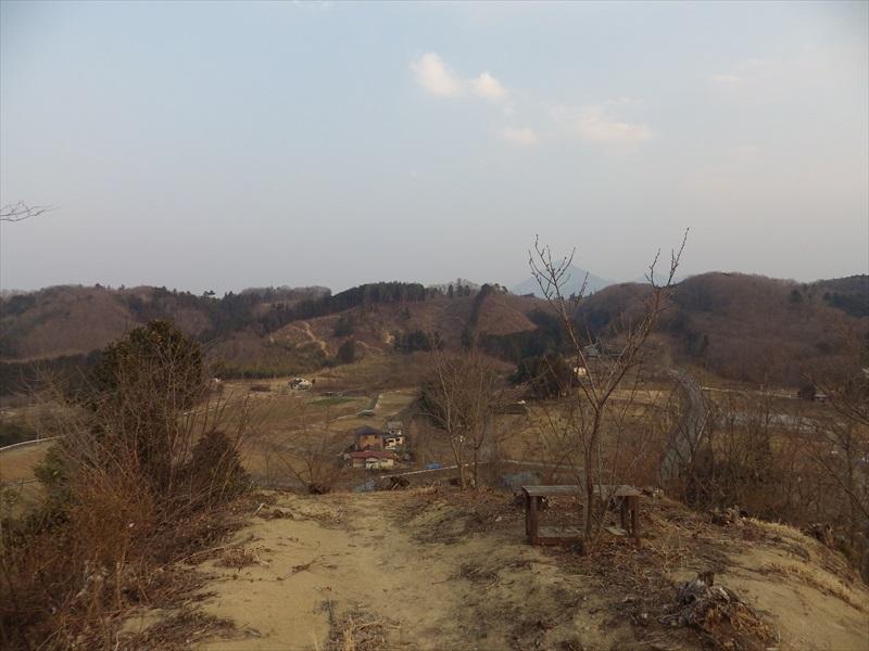 山頂からの景観2