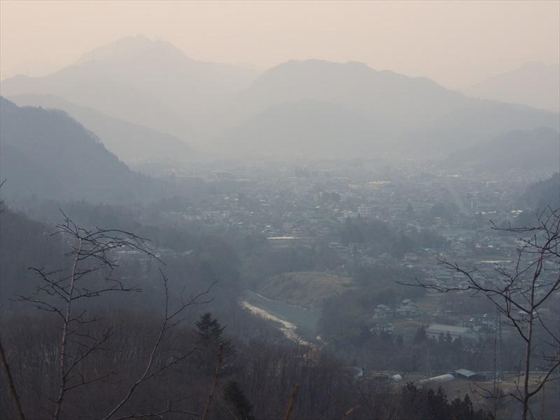 山頂からの景観4