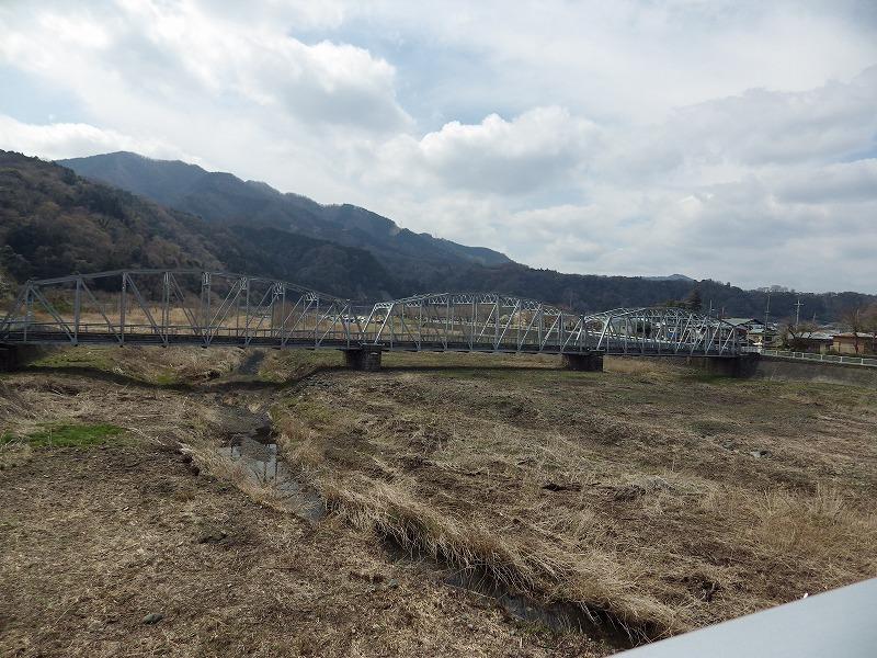 平山橋全景