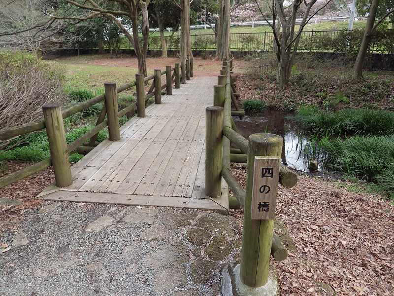 これも新しめの橋