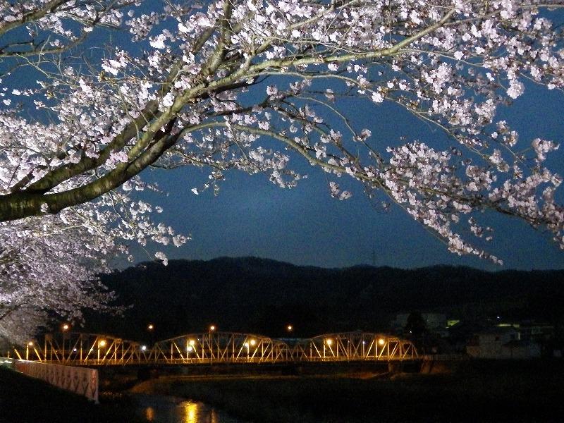 大正期に作られた平山橋