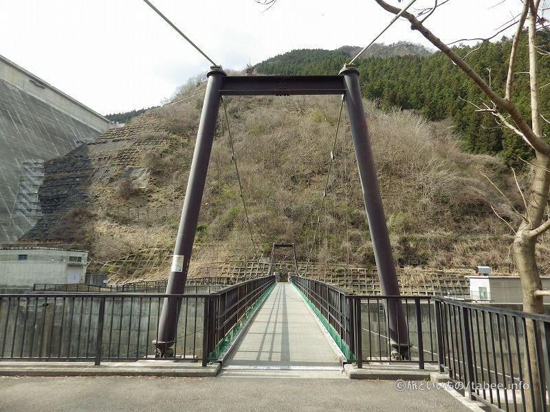 吊り橋渡りましょう