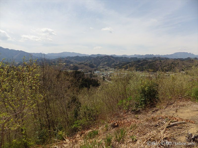 頂上から見える景色1