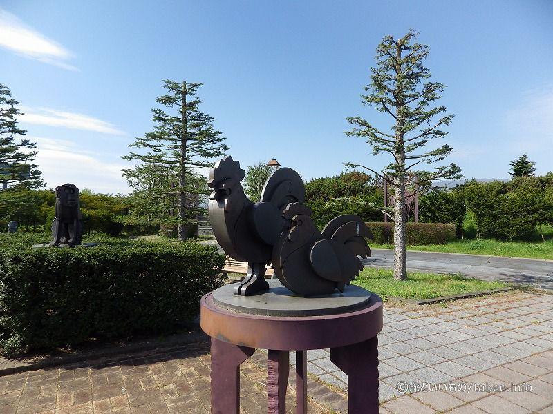 鳥と申(奥)