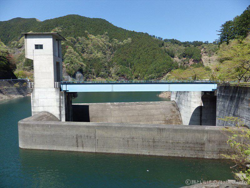 トンネル洪水吐のゲート6