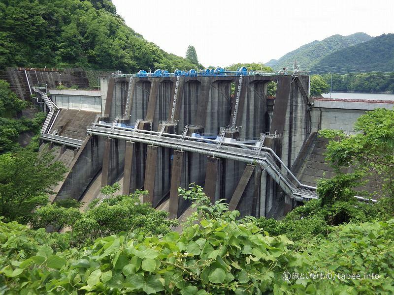 いつもの城山ダム