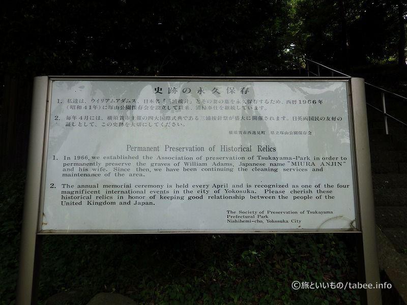 史跡の永久保存