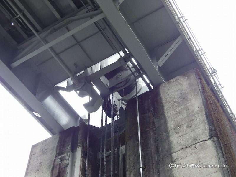ワイヤー巻き上げ装置
