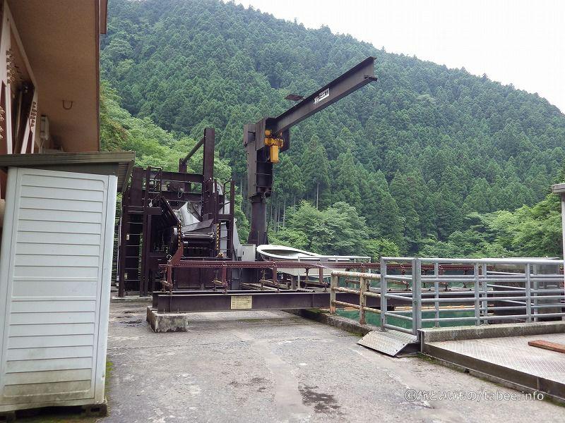 ダム保全のための様々な装置