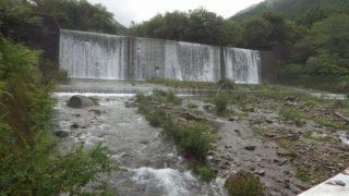 小休戸ダム(こやすどだむ)