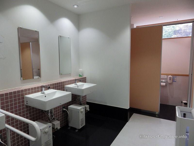 とても綺麗なトイレ