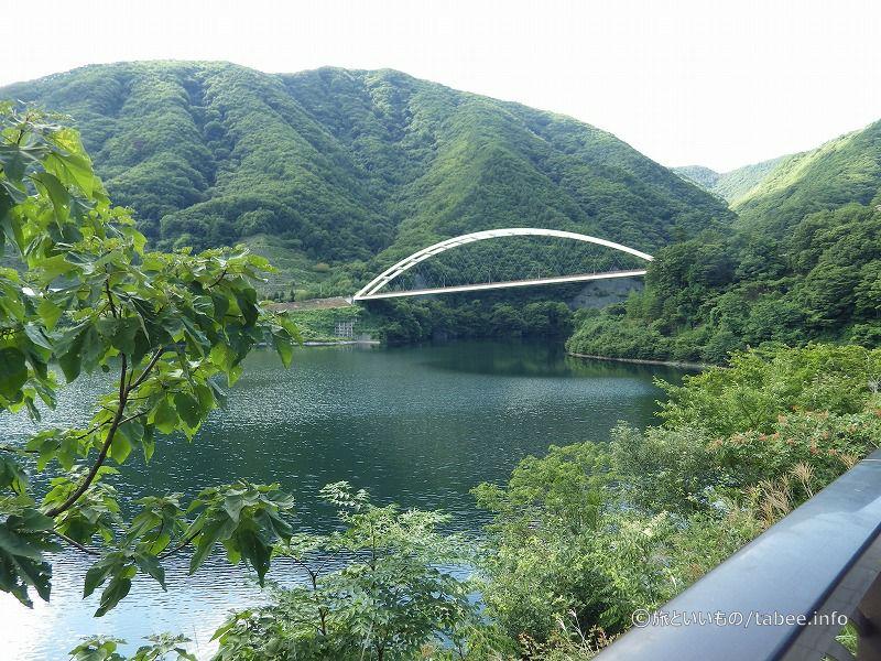 鹿鳴峡大橋
