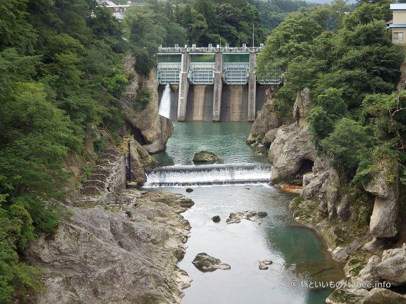 旭ダム(福島)
