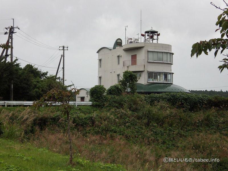 化女沼ダム管理所