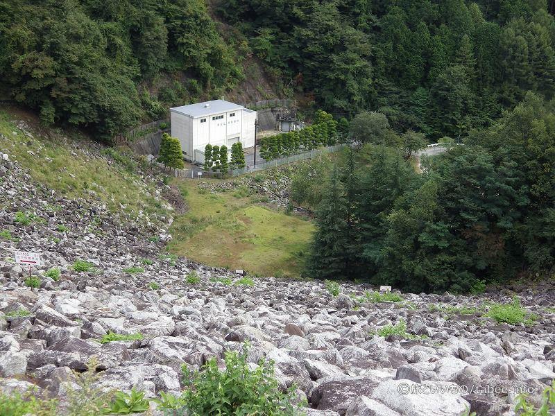 下流側の発電所