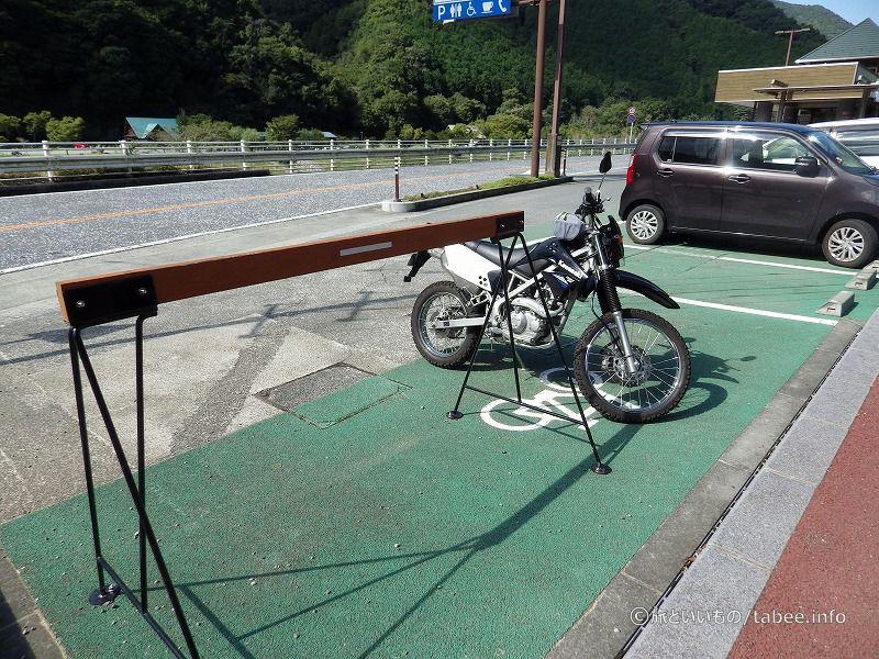 バイク、自転車駐輪場