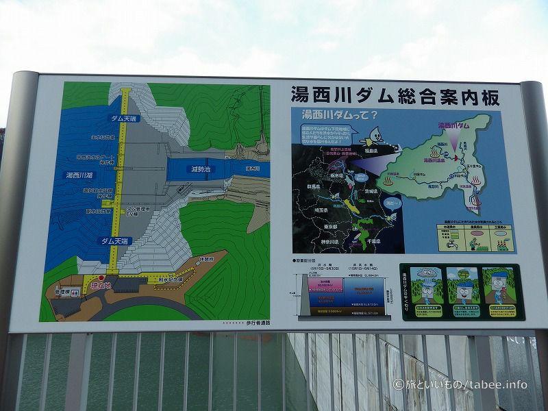 湯西川ダムについて