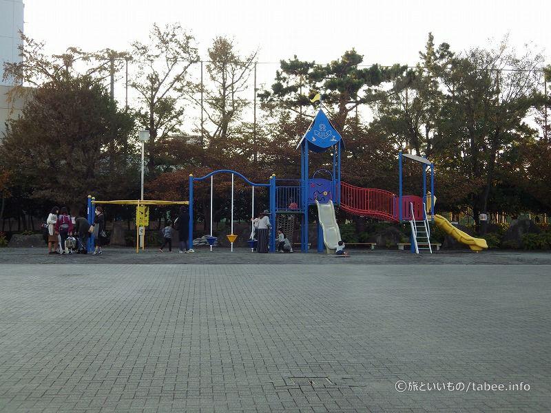 三笠公園の遊具