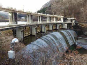 栃木の黒部ダム