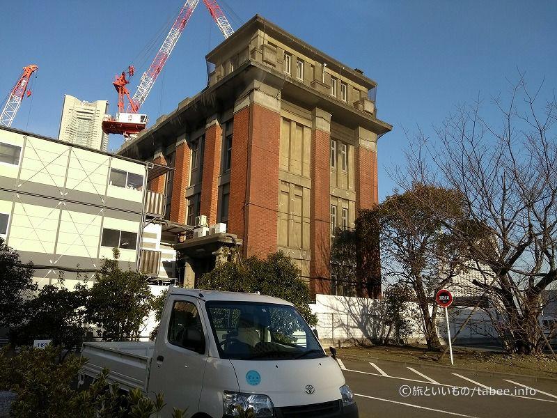 旧横浜生糸検査所付属倉庫事務所