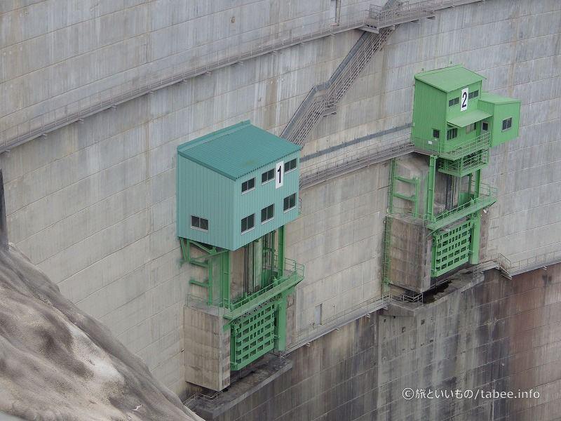 コンジットゲート2門