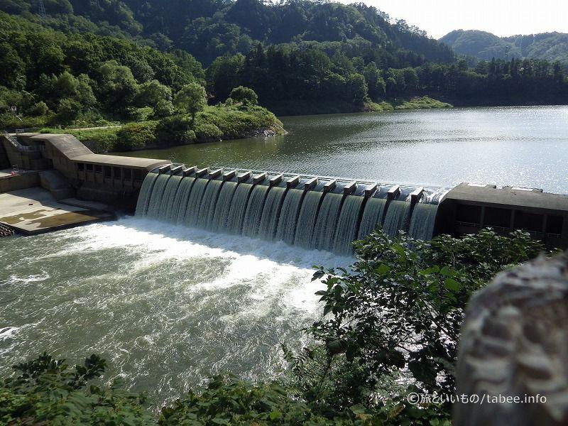 湯田貯砂ダム