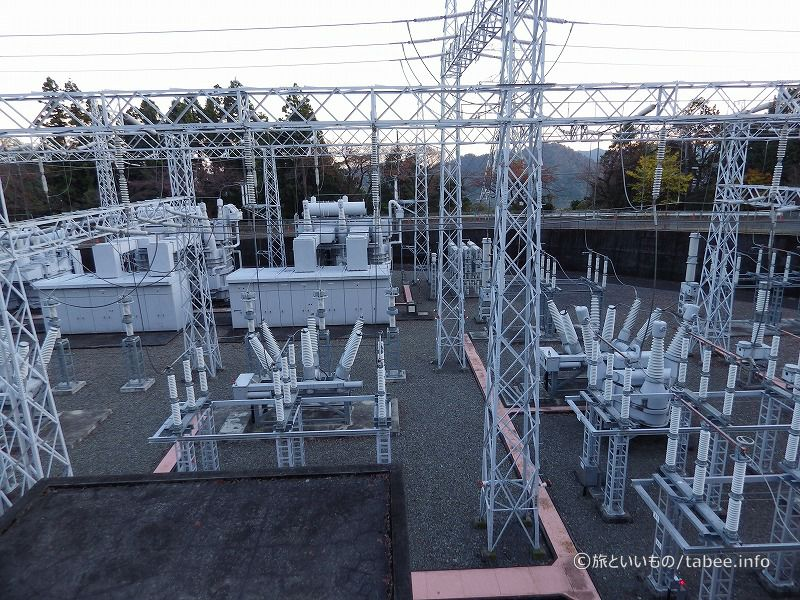 発電所の設備