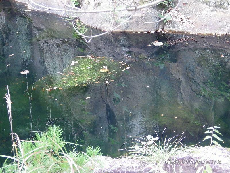 水のたまり場