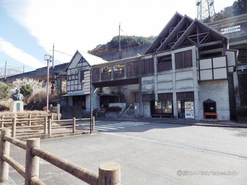 川治温泉駅