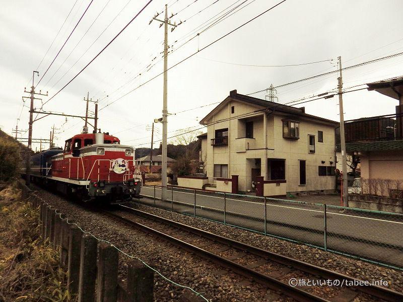 ディーゼル機関車部