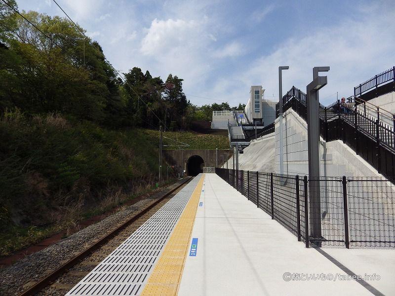 祟神山トンネル