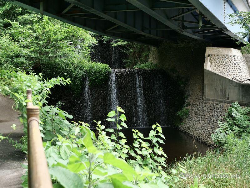 石積み鳩川隧道分水路
