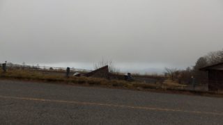霧降高原キスゲ平旧駐車場