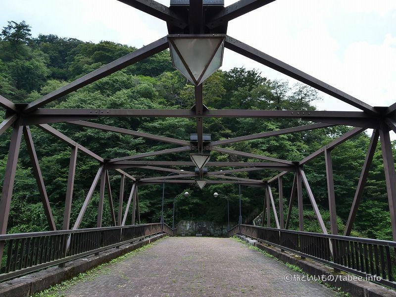 鉄橋風の作り