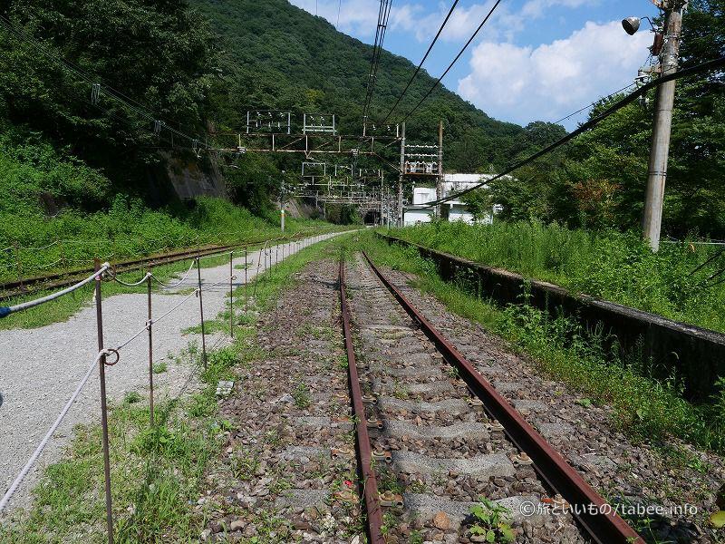 横川駅方面