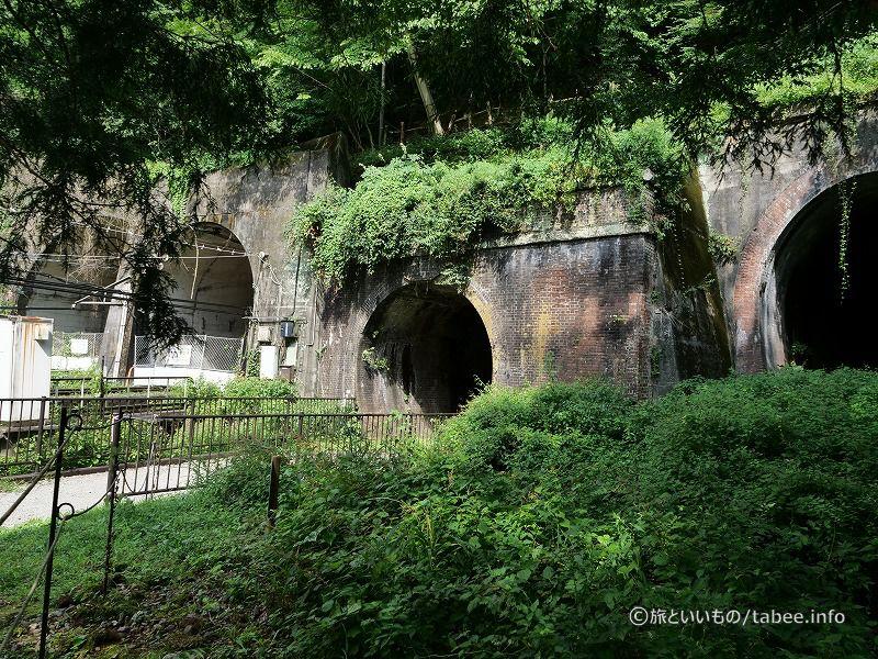 4つのトンネル
