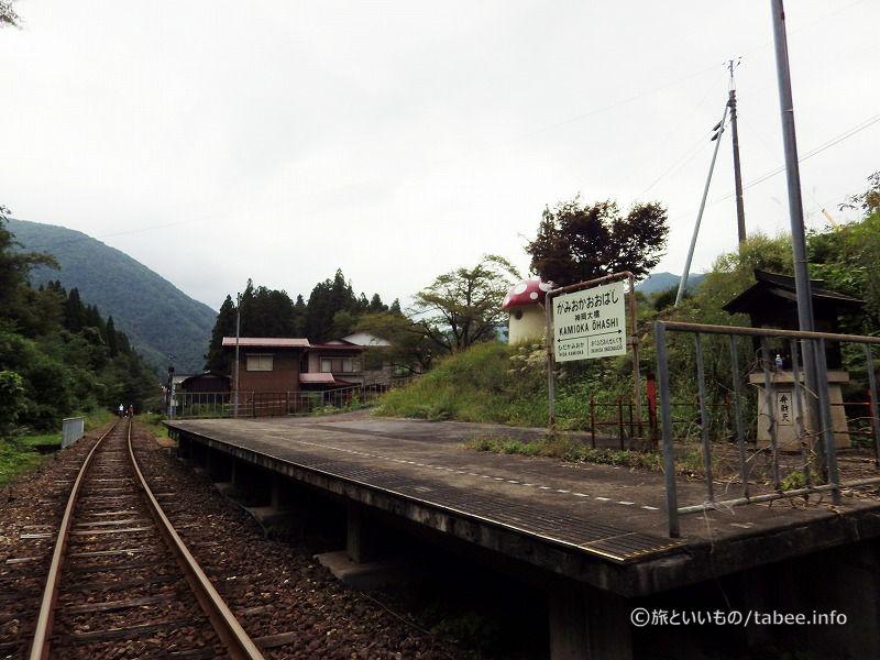 旧神岡大橋駅