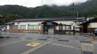 JR猪谷駅