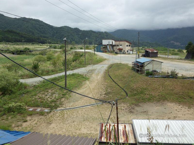 一帯は神岡鉱業の私有地のようです