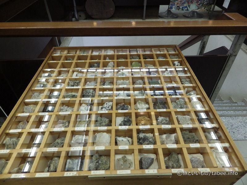 鉱石標本ってワクワクします