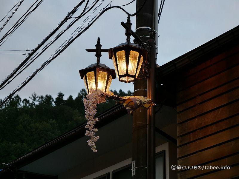 オシャレ街灯