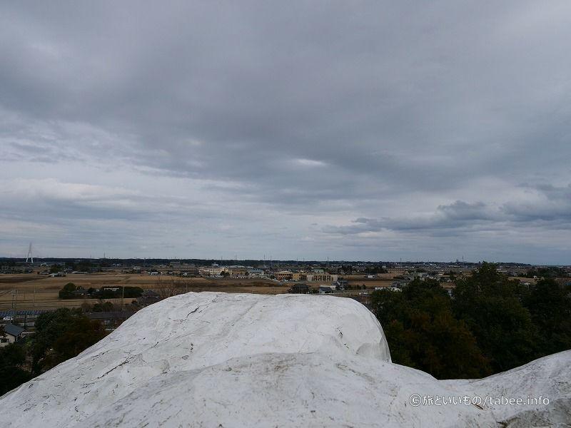 手の平展望台からの眺め
