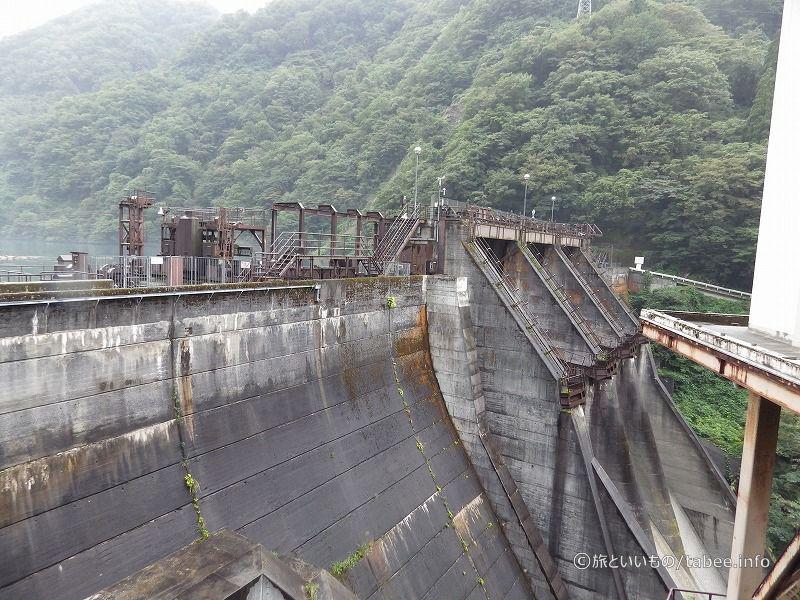 親猪谷ダム