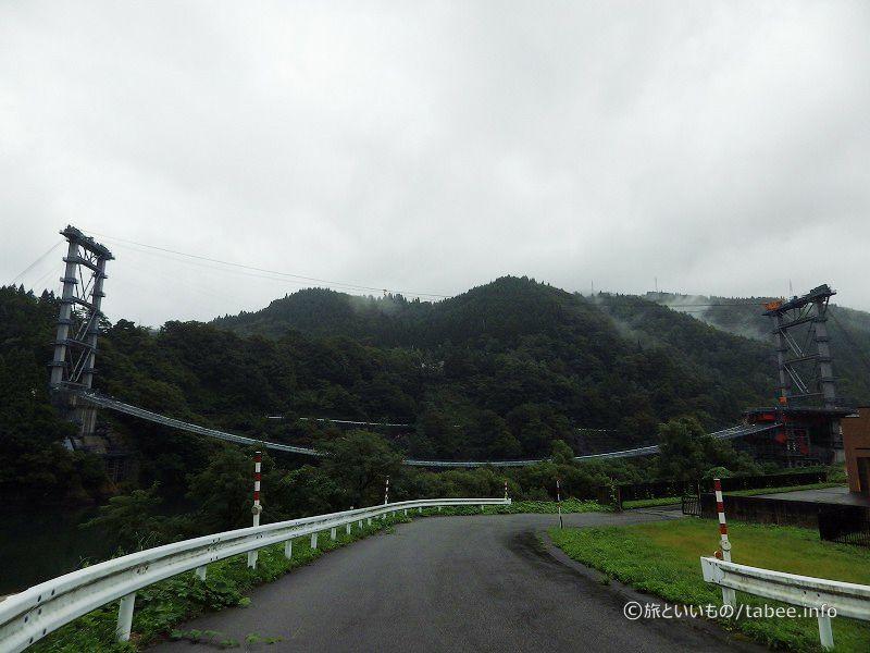 この橋は神通川に架かります
